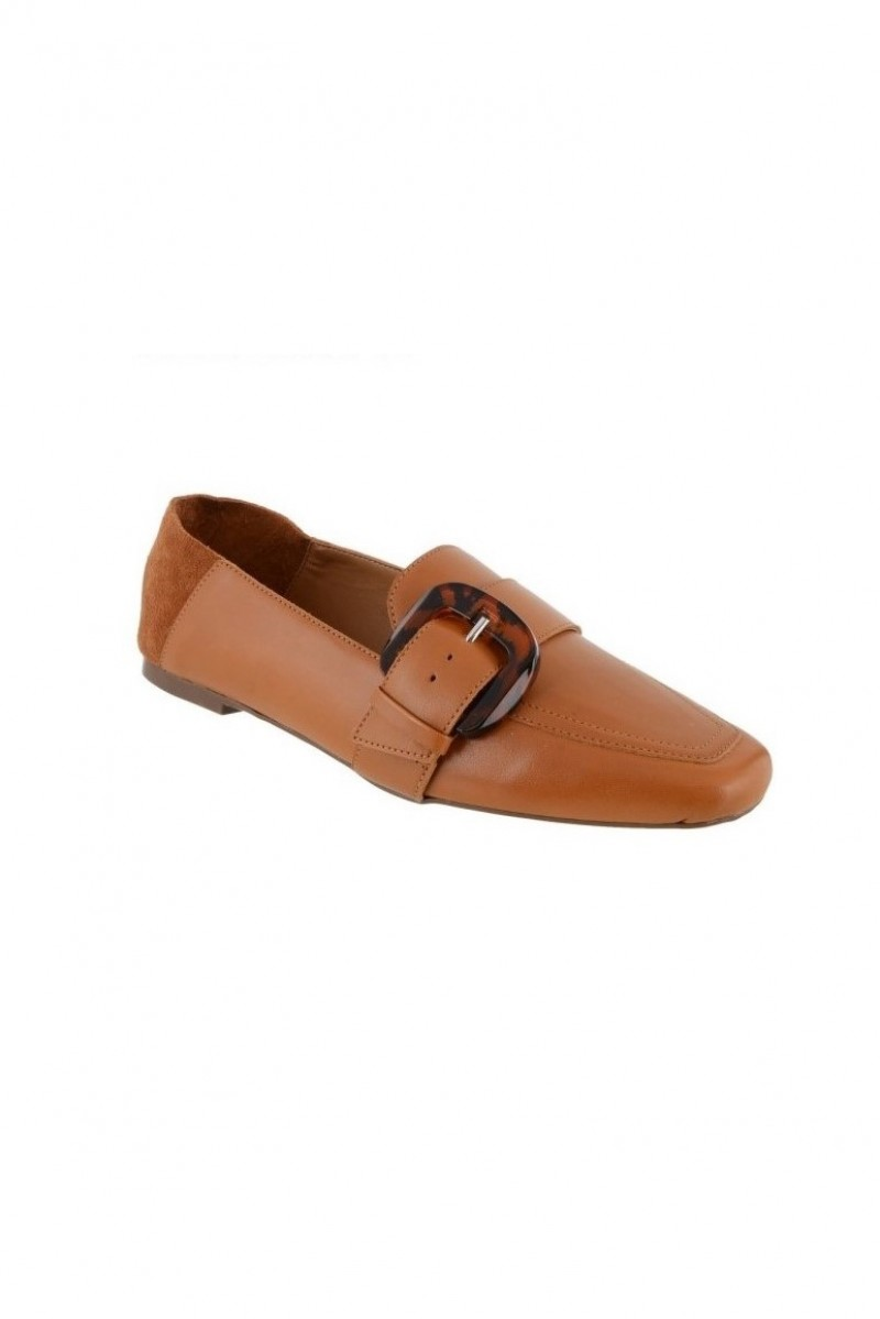 SAPATO LOAFER VERSATIL CAPUCCINO MRSHOES
